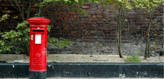 postbox letters mail