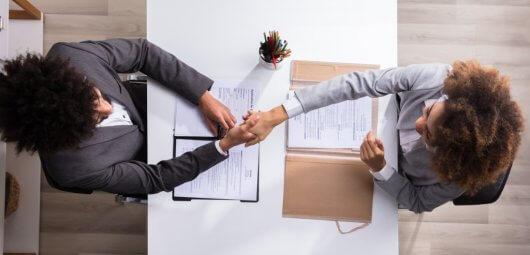 CV job interview