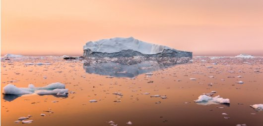iceberg climate change