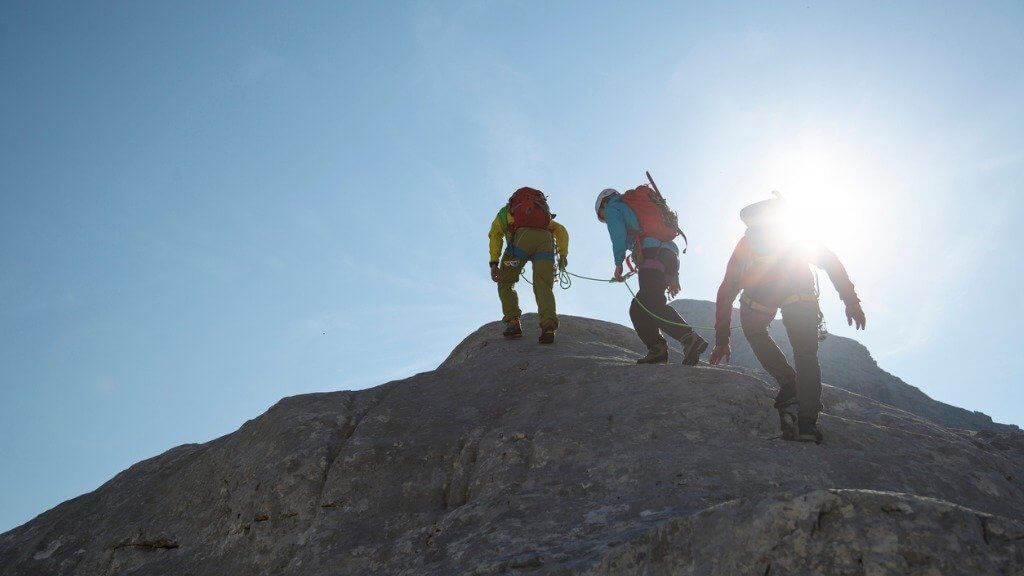 success mountain team