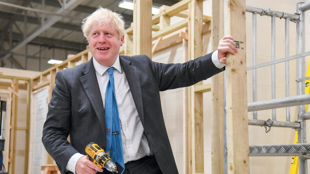 Johnson Rapid Change In Economy Will Mean Huge Numbers Need To Switch Jobs Pm Today