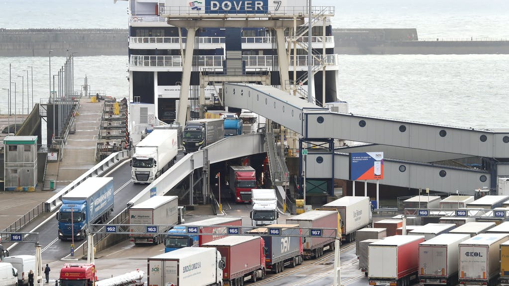 Dover imports