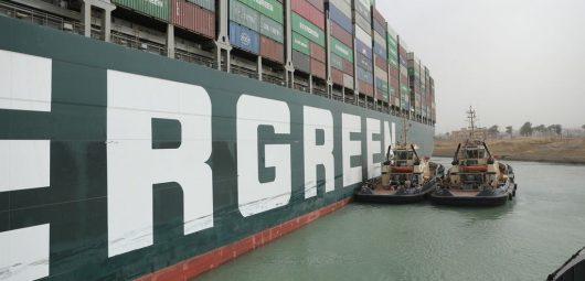 Evergreen Suez