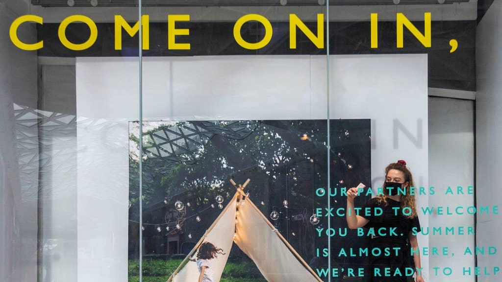 retailer reopening