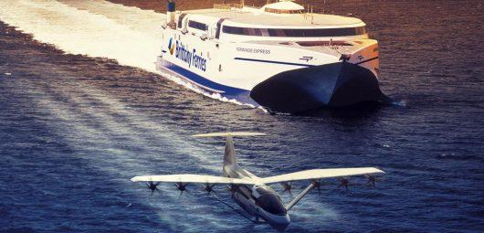 flying ferry