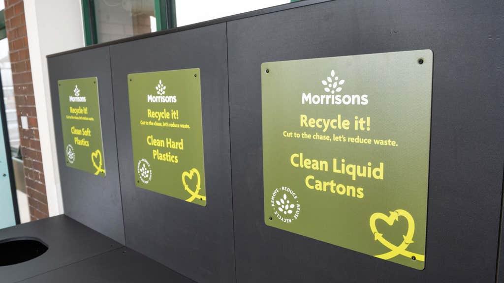 Morrisons zero waste